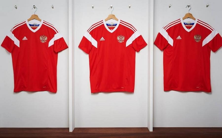 Официальная футбольная форма сборной России по специальной цене ... 9d2670effab