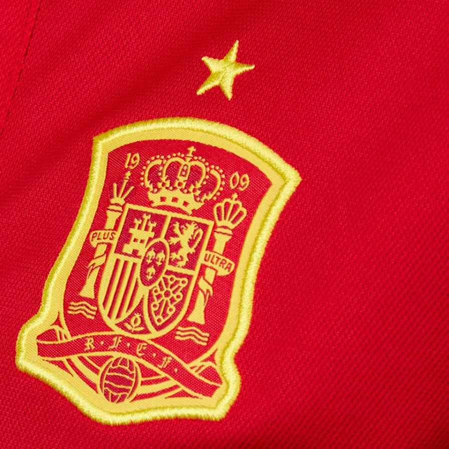 Значок сборной испании по футболу